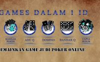 Memainkan Game Judi Poker Online